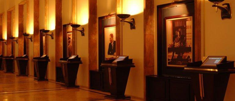 Anıtkabir Müzesi ziyaret ve çalışma saatleri