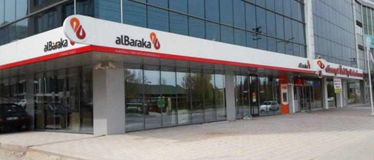 Albaraka Türk Katılım Bankası çalışma saatleri