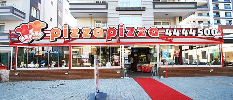 Pizza Pizza çalışma saatleri