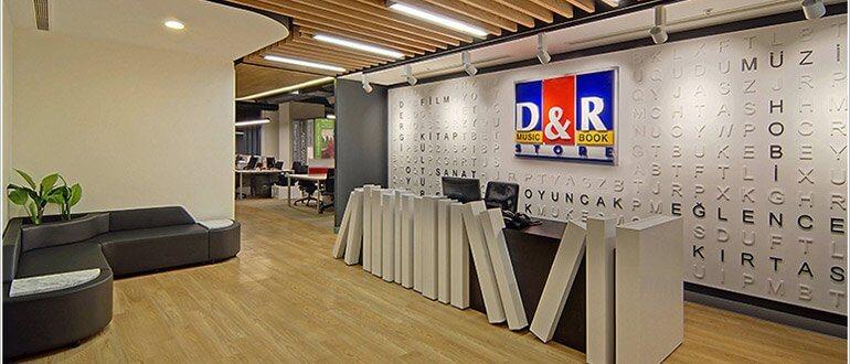 D&R çalışma saatleri