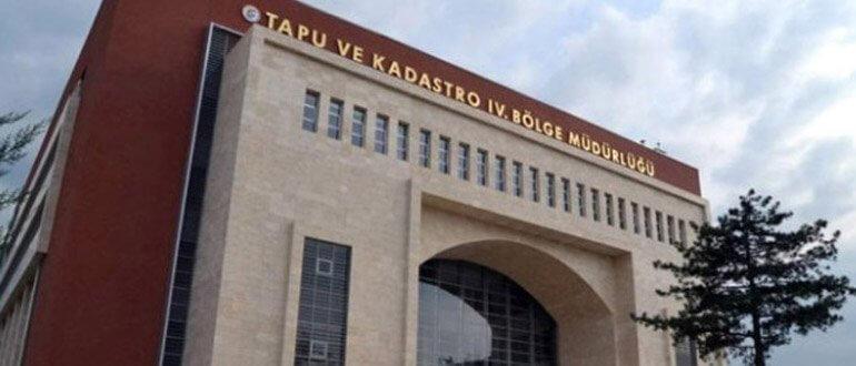 Tapu Kadastro Genel Müdürlüğü çalışma saatleri