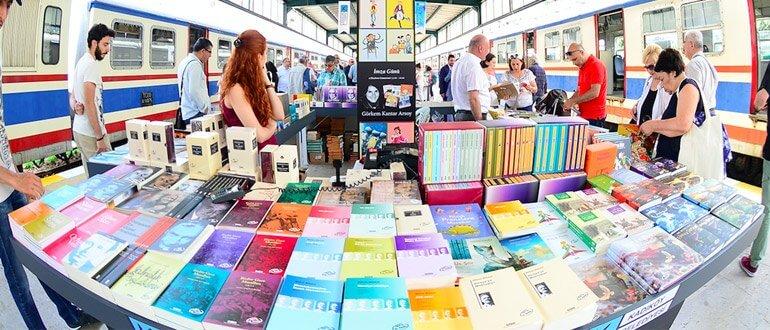 Kadıköy Belediyesi Kitap Günleri ziyaret saatleri
