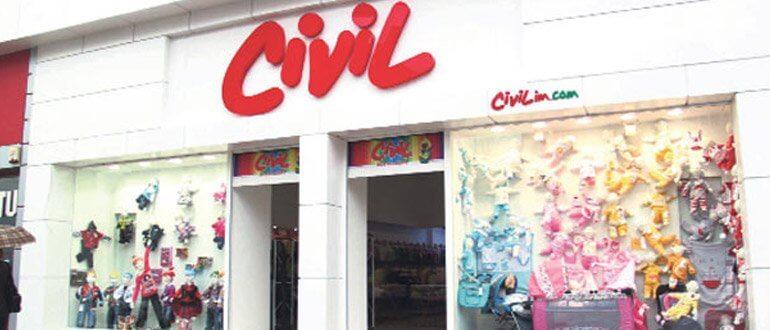 Civil mağazalarının çalışma saatleri