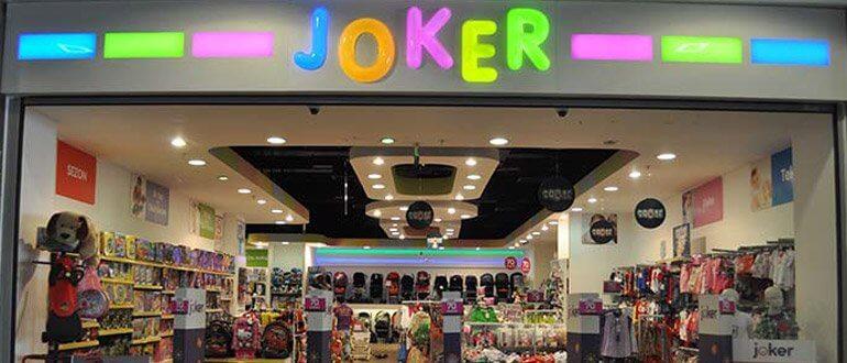 Joker mağazalarının çalışma saatleri