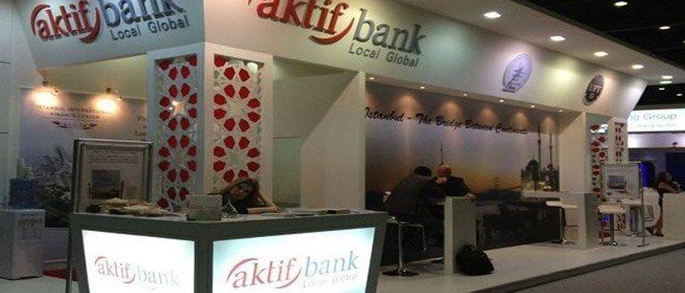 Aktif Bank çalışma saatleri