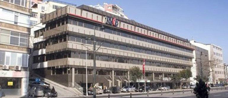 Türkiye Sınai Kalkınma Bankası çalışma saatleri