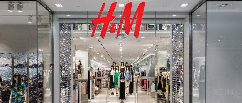 H&M çalışma saatleri