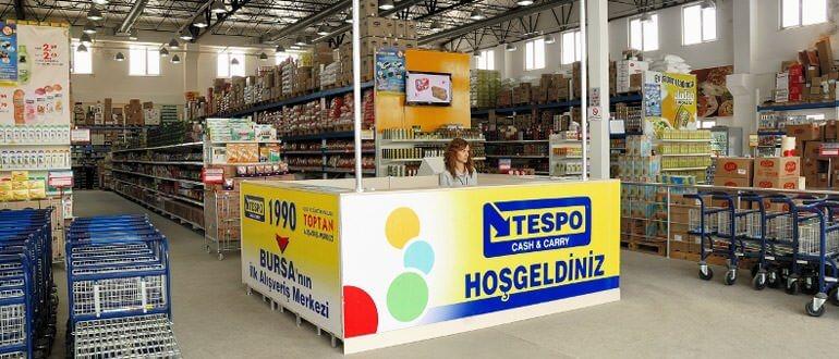Tespo market çalışma saatleri