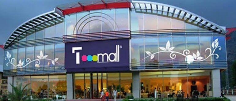 T-Mall çalışma saatleri