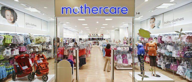 Mothercare çalışma saatleri