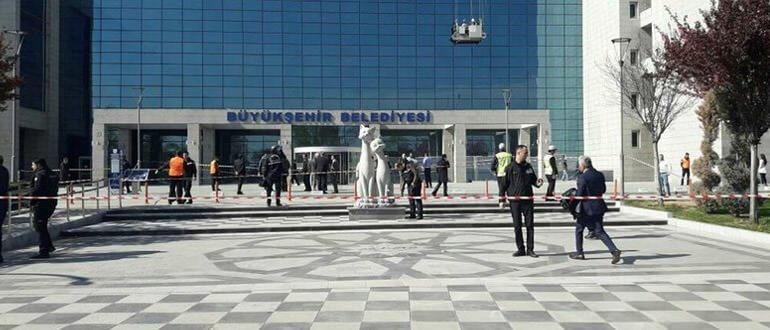 Ankara Büyükşehir Belediyesi çalışma saatleri