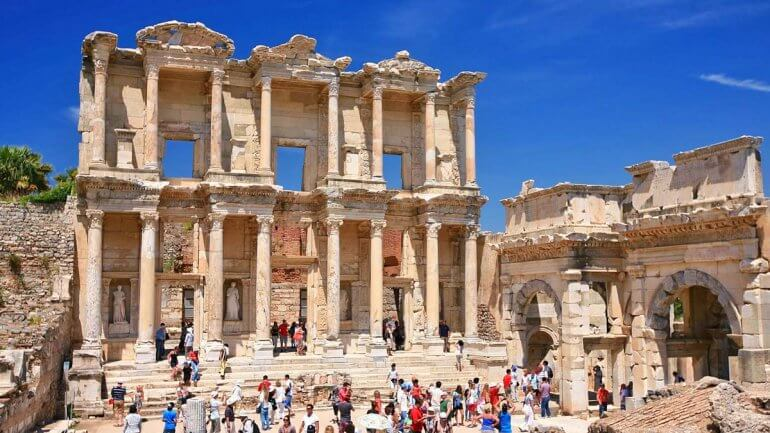 efes-antik-kenti-ziyaret